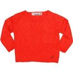 Suéter Tricot Zapalla Kids