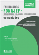 Súmulas Comentadas - V.8 - Enunciados - FONAJEF (2017)