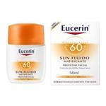 Sun Fluido Matificante Fps 60 Eucerin - Protetor Solar