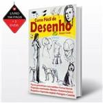 Super Curso Fácil de Desenho Livro + 3 Dvds Arte - Mozart Couto