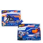 Super Kit Nerf Disruptor e Nstrike Firestryke - Hasbro