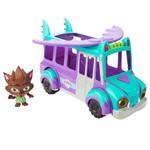Super Ônibus Lobo Howler - Hasbro