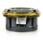 Super Tweeter Fiamon Tf 580 Onix com Guarnição Ouro Metalizado - 150 Watts Rms