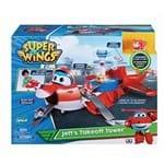Super Wings - Jett Avião Transforma em Aeroporto - FUN