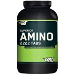 Superior Amino 2222 - 160 Tabletes - Optimum Nutrition