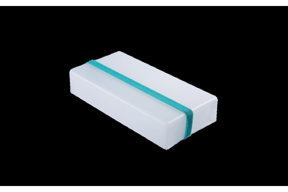 Supernecessária Soft 22,5 X 11,5 X 5,2 Cm Natural Coza
