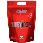 SUPERWHEY 100% INTEGRALMÉDICA - Chocolate Morango Baunilha - 1,8Kg