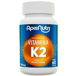 Suplemento de Vitamina K2 60 Caps 280mg