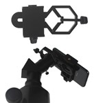 Suporte Adaptador Celular Microscópios Telescópio Binóculo BTFM-02 Bluetek