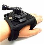 Suporte de Mão 360 Graus Hand Wrist Bands para Câmeras de Ação GoPro Hero SJCam Xiaomi
