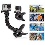 Suporte Flexível com Garra para GoPro