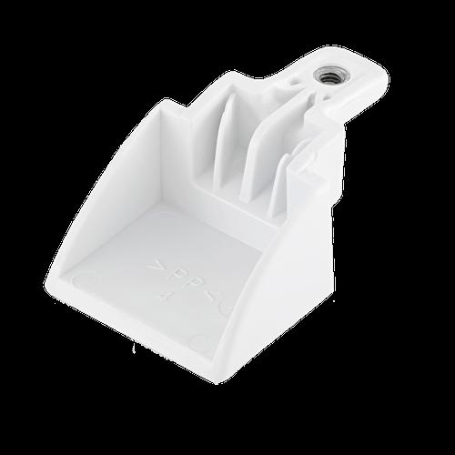 Suporte Inf Puxador Branco - Df42 Dfw52