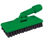 Suporte Limpa Tudo Escova - Verde Bralimpia