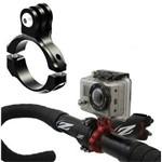 Suporte Mount Bike de Guidão e Cilindro para Câmeras de Ação GoPro Hero SJCam Xiaomi