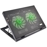 Suporte P/ Notebook C/ Cooler Gamer Warrior - Ac267