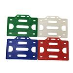 Suporte PVC Cracha Horizontal H102 C/100 Un
