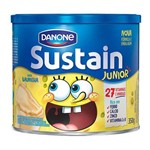 Sustain Junior Sabor Baunilha 350g