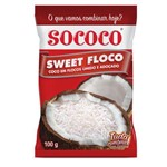 Sweet Floco 100g Kit com 24 Unidades