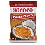 Sweet Floco Queimado Kit com 24 Unidades