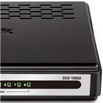 Switch Gigabit Ethernet com 8 Portas DGS-1008A - D-Link