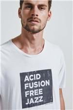 T-shirt Acid Jazz Branco G