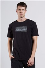 T-shirt All Wave Lines Preto G