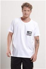 T-shirt Am Branco M