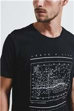 T-shirt Anywhere Preto G