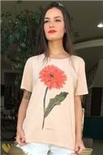 T- Shirt Areia Amor Farm - P