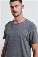 T-shirt Basic Silver Cinza G