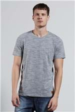 T-shirt Betton Stripes Cinza G