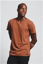 T-shirt Botone Crux Caramelo G
