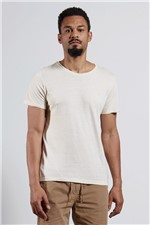T-shirt Botone Light Off White G