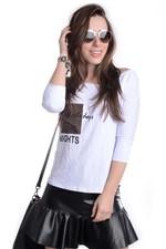 T-shirt com Bolso BL2227 - M