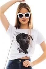 T-shirt com Estampa Cool BL4338 - Kam Bess