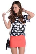 T-shirt de Poá BL2476 - P