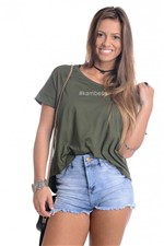 T-shirt Decote Redondo BL2392 - P