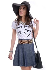 T-shirt Don't Break My Heart BL1855 - P
