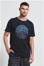 T-shirt Escotilha Preto G