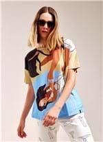 T-Shirt Espelhado G