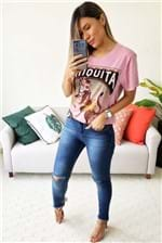 T-shirt Farm Chiquita Bacana - Rosa