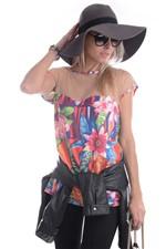 T-shirt Flores BL1908 - M