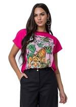 T-Shirt Gola Tricot Tigre