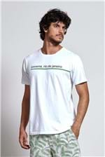 T-shirt Ipanema Sideline Branco G