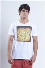 T-shirt Ju Martins Praia Branco P