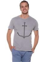 T-shirt Kahú Guardians Ancora T-shirt Ancora-preto Stoned-p