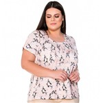 T-Shirt La Vida Bella Plus Size M