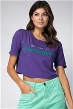 T-shirt Lança Perfume Cropped