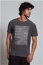 T-shirt Lines Chumbo Gg
