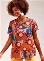 T-Shirt Local Afrodite LARANJA G